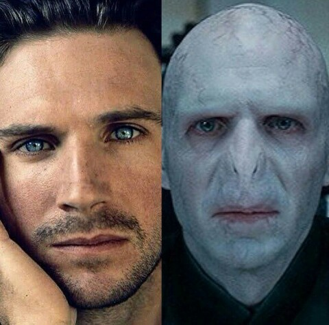 He is voldemort -o - image #2307087 by Lauralai on Favim.com