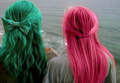 Cool Hair Color Styles: Image #2361737 By Maria_D On Favim.com