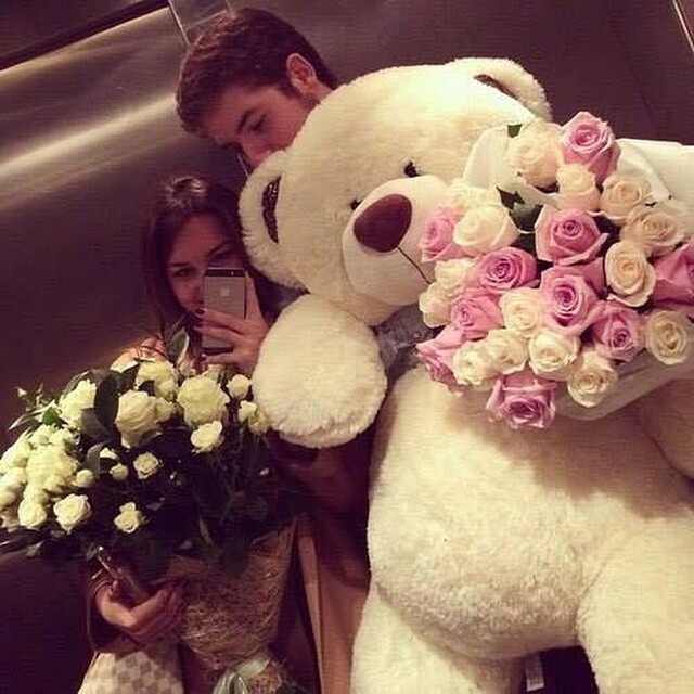 classy, couple, cute and flowers