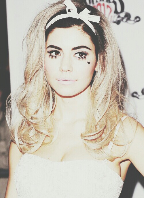 Top Marina And The Diamonds Tumblr Images for Pinterest Tattoos