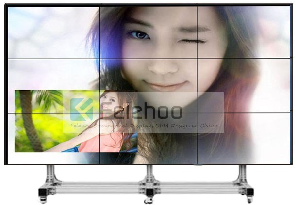 video wall display, video wall price, interactive video wall and video wall solution