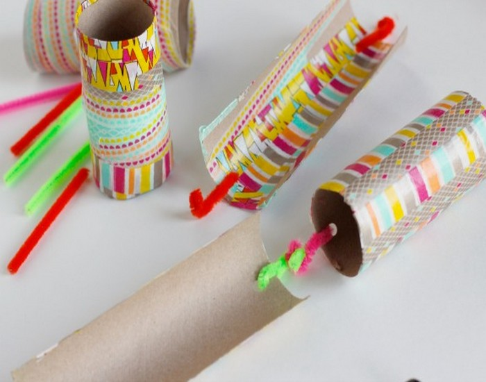 diy tutorial, DIY Paper Train, Kids Paper Train and Recycled Paper Train