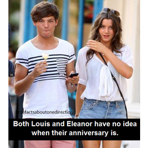 louis tomlinson and eleanor fake relationship