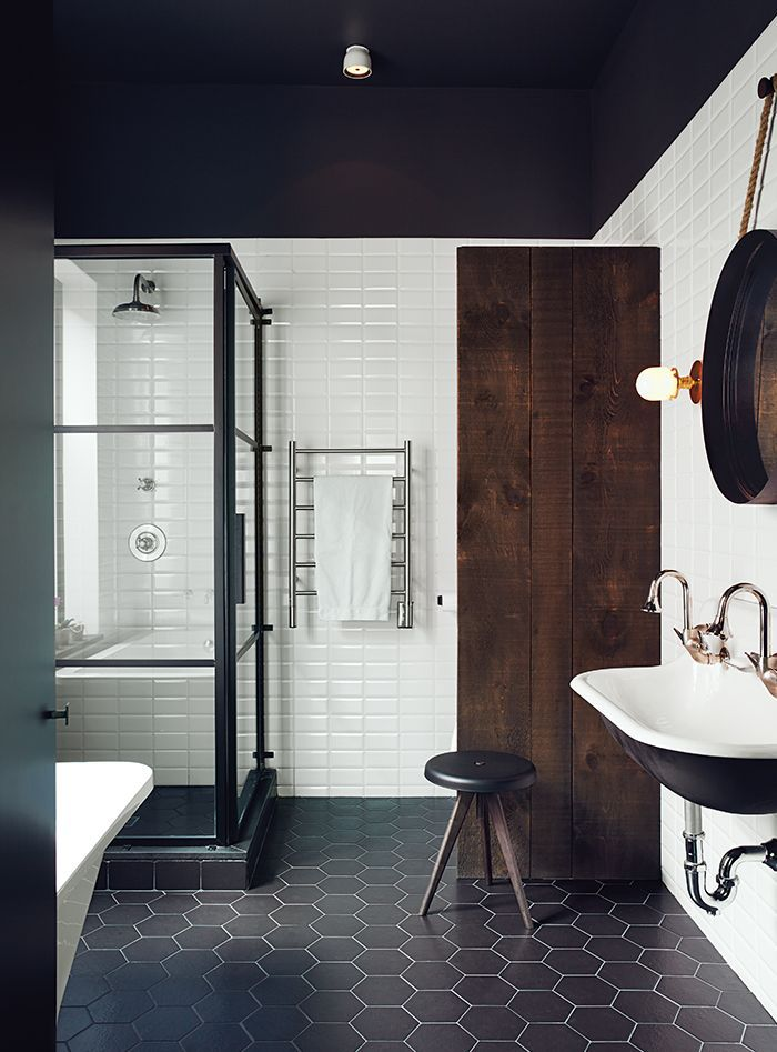bathroom, black, black love and black style