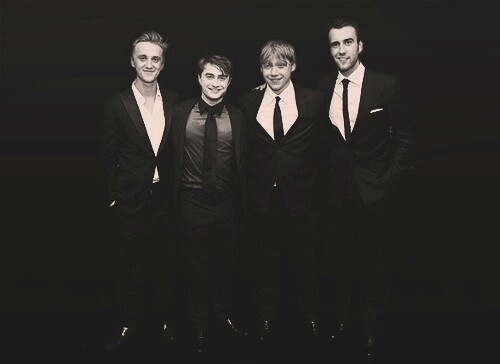 boys, daniel radcliffe, draco malfoy and handsome