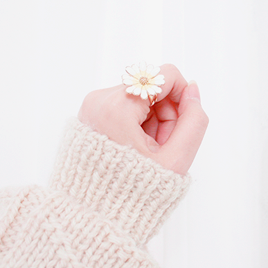 accessory, cute, fashion, flower, girl, girly, hand, jewelry, ring
