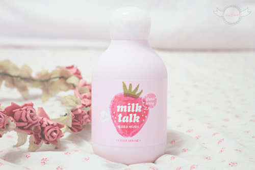 beauty, pastel, pastel pink, pink, strawberry, milk talk - image ...