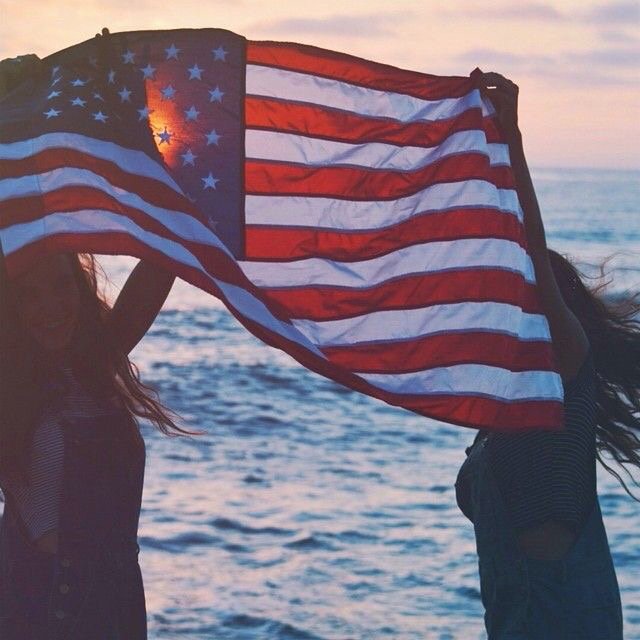 america, american flag, beach, best friends, chic, fashion, friends, girl, girls, model, ocean, photography, pretty, sand, sea, sky, summer, sun, surf, surfers, tanned, travel, tropical, vacation, waves, First Set on Favim.com