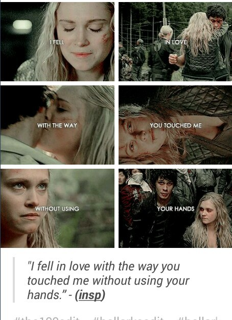 Bellamy And Clarke Image 2689227 By Lady D On