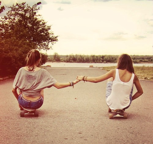 best friends, cool, friends and friends forever