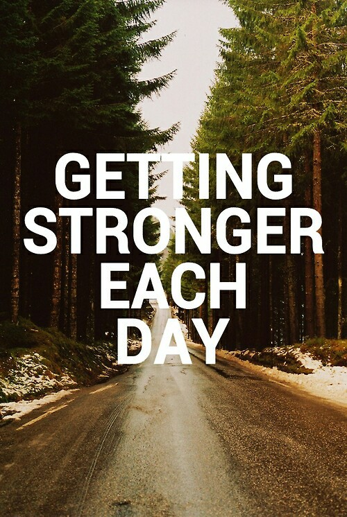 day, each, getting, motivation, stronger