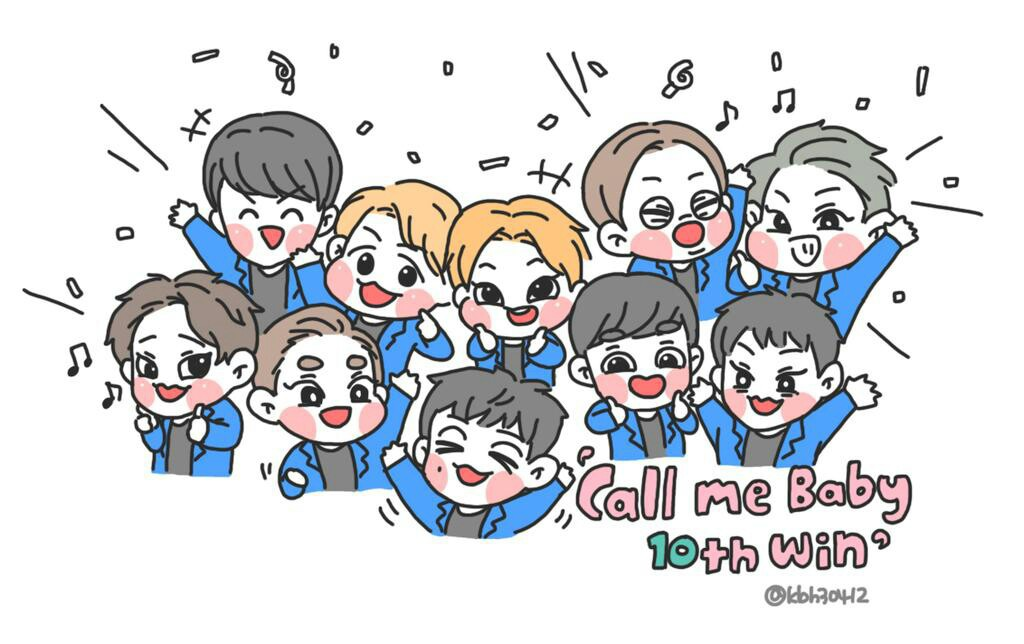 Callmebaby10thwin Congratulations Exo Image 2737307 By Marky On
