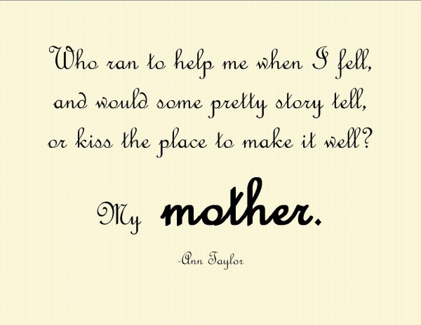30 short and inspirational mother daughter quotes image 2775887 by