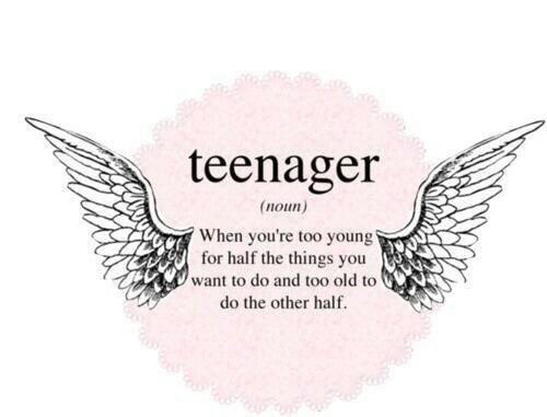 definition, quotes, teenager, text