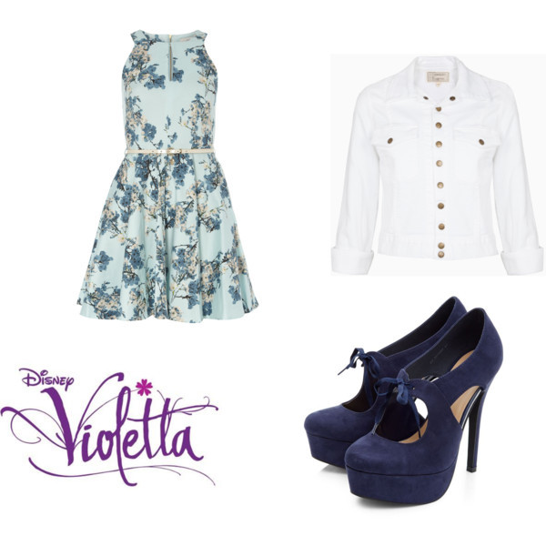 Violetta Polyvore Image 2832544 By Lady D On