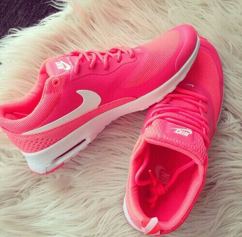 girls pink nike girly wallpaper - photo #13