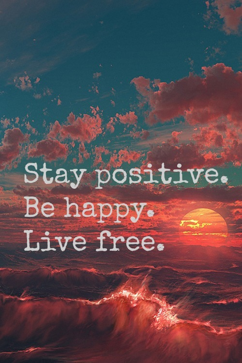 be happy, color, colors, free, freedom, happy, life, live, live free, love, positive, stay positive, sun, sunset, yellow