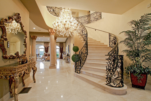 staircase image 2854747 by maria d on. Black Bedroom Furniture Sets. Home Design Ideas
