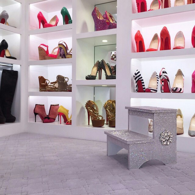 luxury and shoes