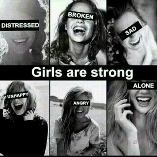 alone, angry, are, black, broken, distressed, girls, others, sad, strong, unhappy