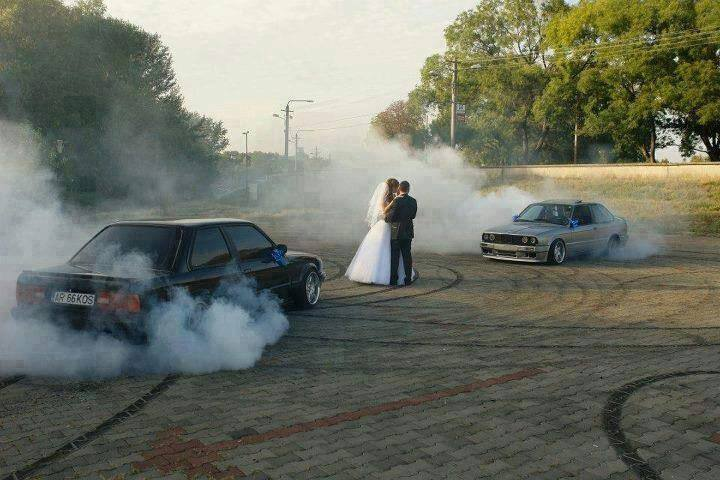 bmw, cars and drift