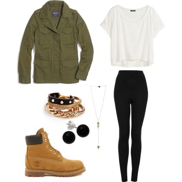 Elegant 22 Cute Outfits To Wear With Timberland Boots For Girls