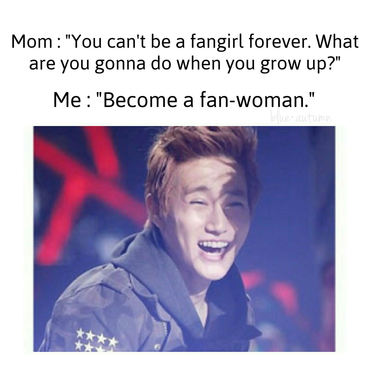 derp, exo and fangirl