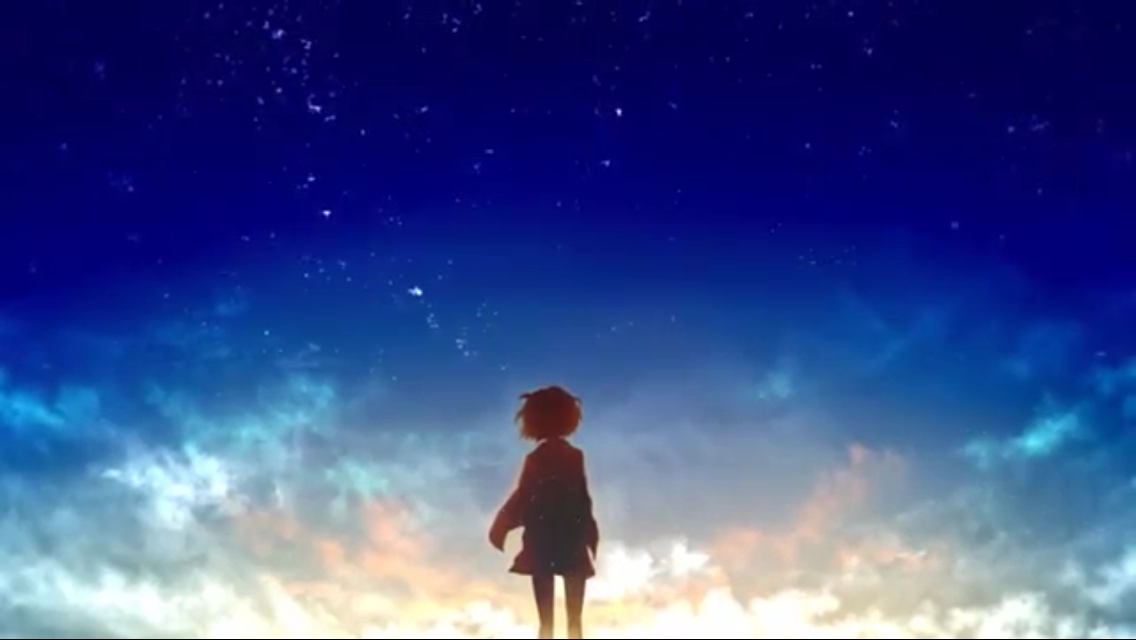 aniem, anime girl, anime scenery and anime wallpaper