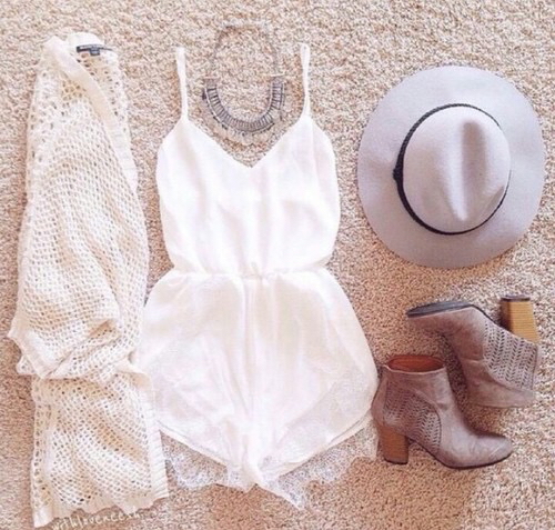 38fc810075 boots, cute, fashion, girly, hat, knit sweater, lace, necklace, pretty,  wallpaper, white, tumblr outfits