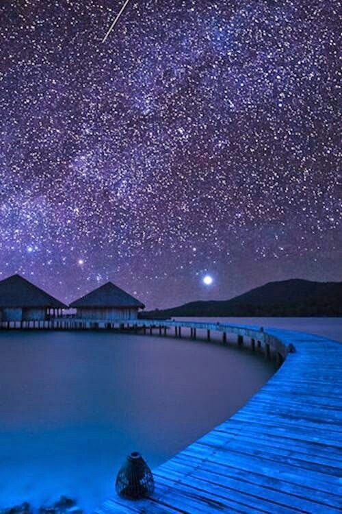 -A sky full of stars ☆♡ - image #3023594 by winterkiss on ...