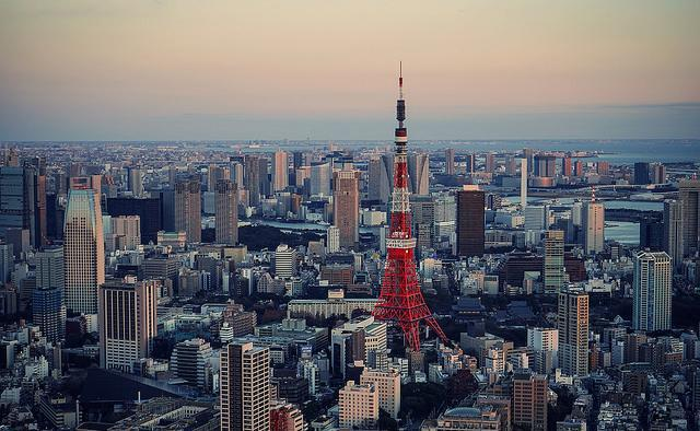 asia, destinations, japan and scenery
