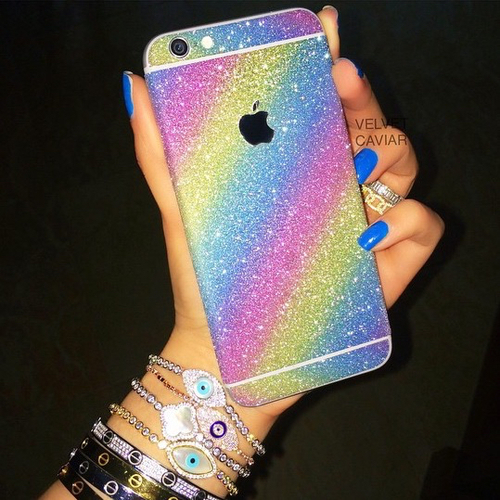 apple, black, blue, braclet, cute, fashion, goals, green, hot, iphone, nail, nails, pink, purple, rainbow, rainbows, stunner, stunning, summer, summer vibes, tumblr, vibes, apple products, apple iphone, iphone 6, nail goals