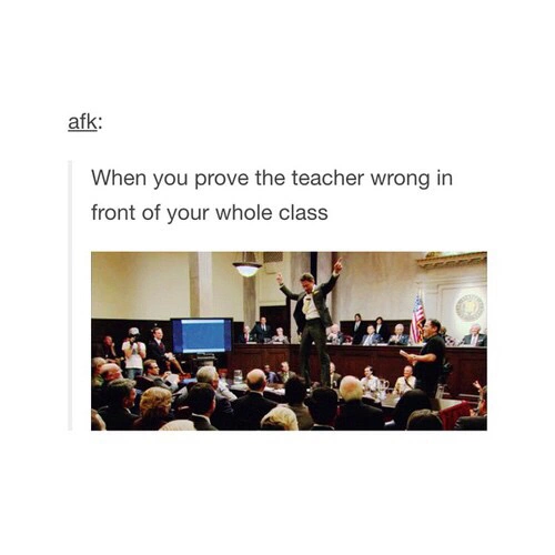 class, funny, lol and school