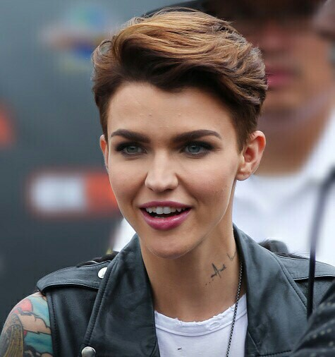 Hairstyles Ruby Rose : Ruby Rose - image #3166474 by Lauralai on Favim.com