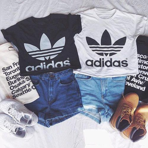 adidas clothes fashion like shoes