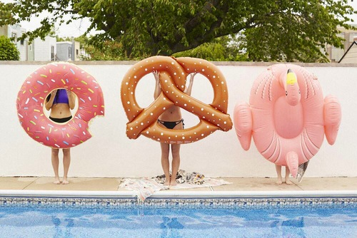 bird, bread, buoy, chlorine, donut, doughnut, float, floatie, fly, goose, ocean, people, pink, pool, pretzel, salt, sea, sprinkles, summer, sun, suntan, swan, swim, tan, tumblr, water, quality tumblr