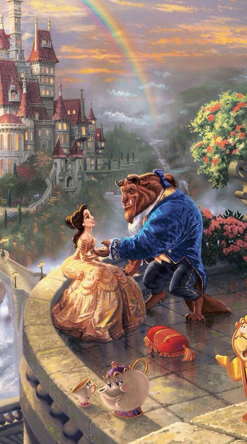 Belle Beauty And The Beast Tumblr