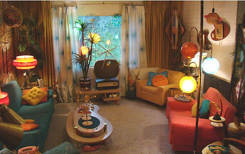 1950s living room image 3237644 by helena888 on - 1950 s living room decorating ideas ...