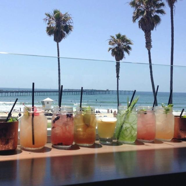 america, beach, california, drink, fitness, fruit, hippie, hipster, los angeles, losangeles, lunch, mondays, palmtrees, pink, sea, summer, sun, water, hydrated