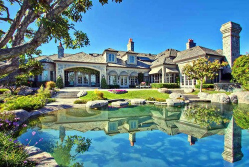 big, dream, house and luxury