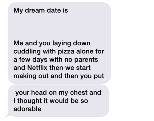 relationship cute texts for girlfriend