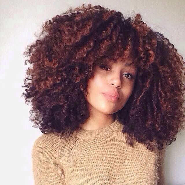 afro, beauty, big hair and brown hair