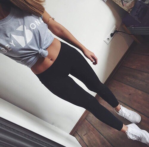 beautiful, beauty, body and clothes