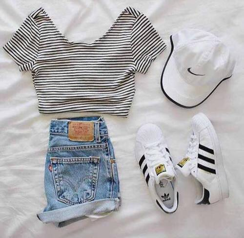 New adidas outfits with shoes