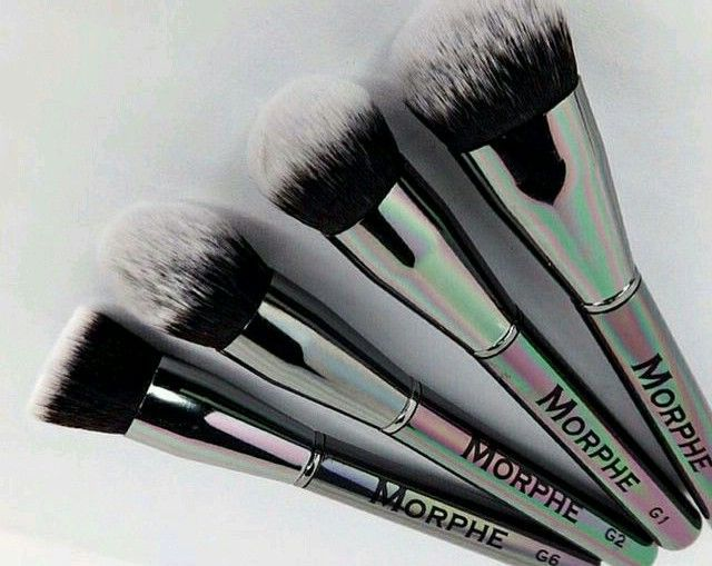 beauty, beauty products, brushes and girls