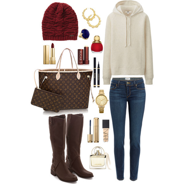 Paige Skinny Jeans Polyvore Image 3478847 By Marine21 On