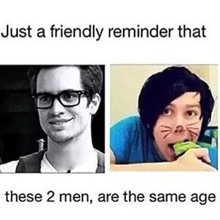 brendon urie, funny, jokes and lol