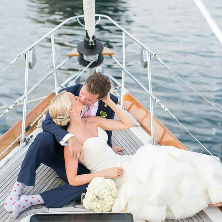 bride and groom, couple, dreamy and kiss
