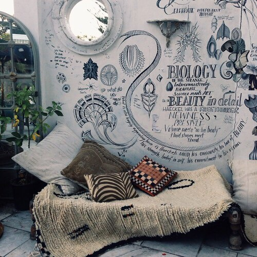 Decor grunge hipster indie inspiration room room for Room decor ideas grunge