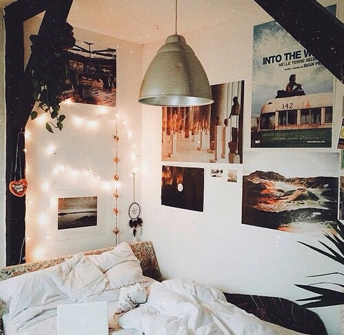 Chill cool decor design dreamcatcher image 3624067 for Chill bedroom ideas